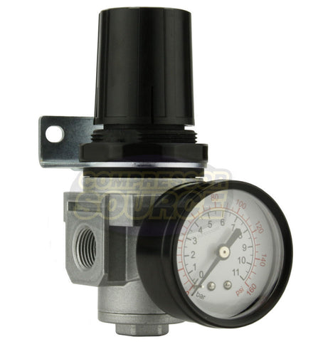 "3/8"" Compressor In Line Compressed Air Industrial Regulator R503 New"
