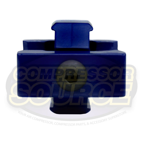 TA M3 Prevost Bracket Wall Mount Filter Lubricator Regulator Gauge