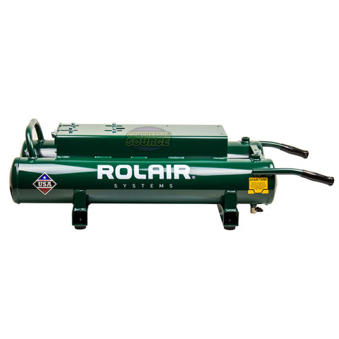 Rolair Replacement Air Tank 150 PSI 9 Gallons Double Tank TNKASY4090 New