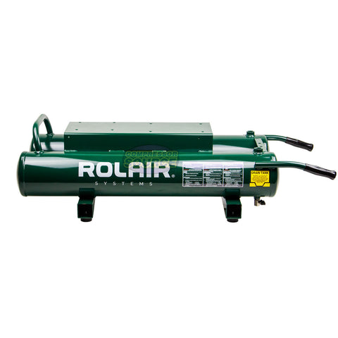 Rolair Replacement Air Tank 9 Gallon Double Tank Wheelbarrow Style TNKASY5715K17