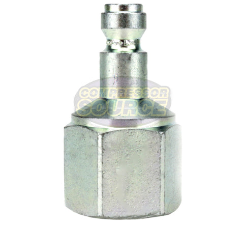 "Prefost 1/2"" Female NPT Truflate / Automotive Teflon Coated Steel Couplter Plug"