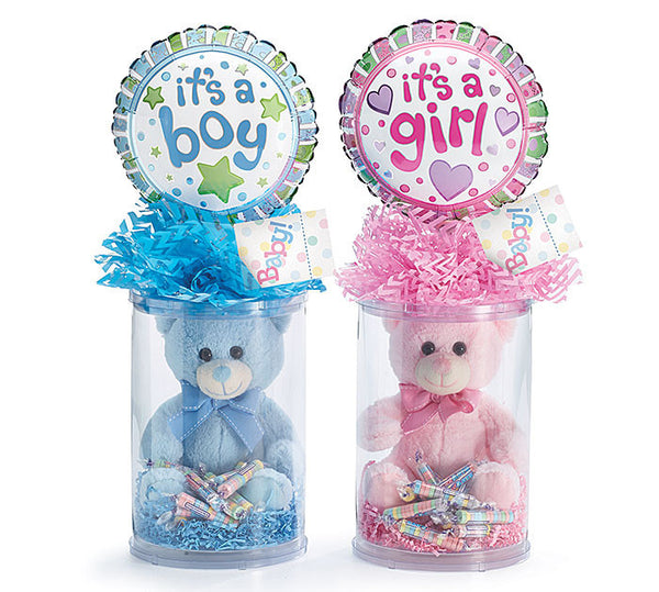 Baby Gift Planter Candy Filled Set