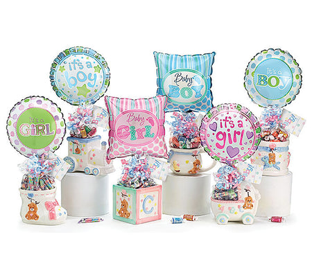 Character Candy Filled Gift Pot