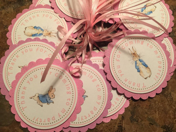 Peter Rabbit Classic Edition Birthday Party Package