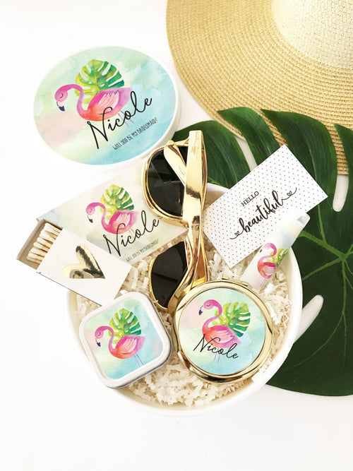 Tropical Beach Gift Box Set