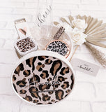 Leopard Print Personalize Gift Box Set