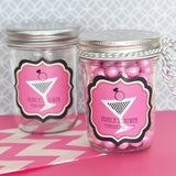 Bachelorette Party Frame Personalized Labels (set of 24)