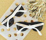 Personalized Wedding Sunglasses (set of 24)