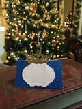 Royal Prince Theme Favor Bags & Tags. Set of 8.