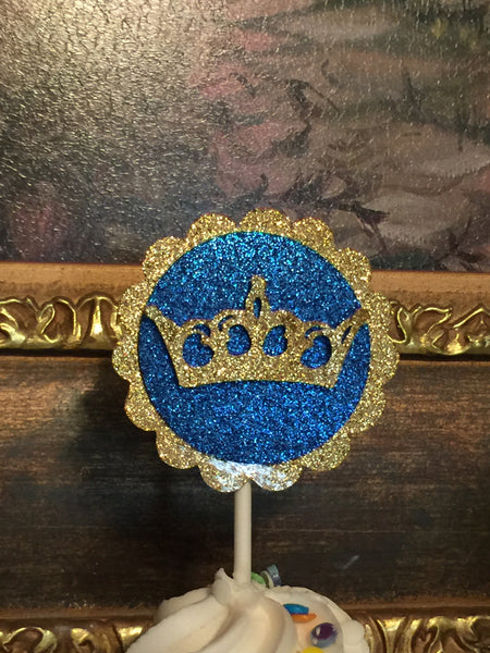 Royal PrinceTheme Birthday Party Hat