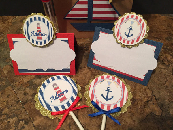 Nautical Inspired Birthday Package