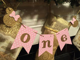 Minnie Mouse Pink Gold Party Package