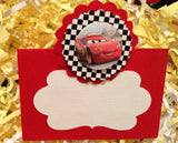 Cars Inspired Party Package