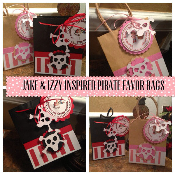 "Jake & The Neverland Pirate ""Izzy Package"""