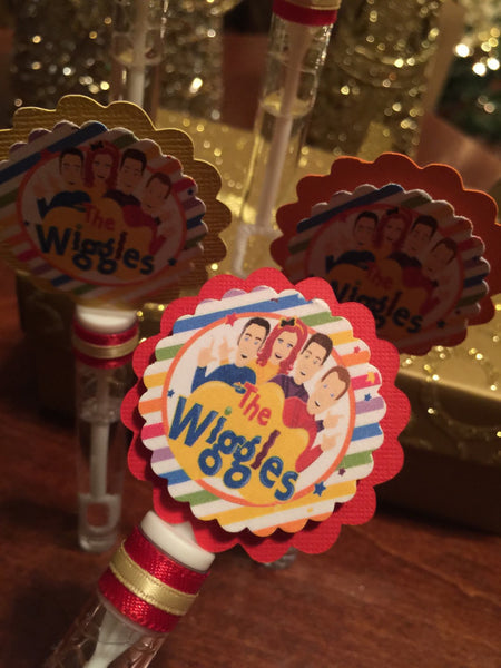Free Shipping....Wiggles Theme Party Package, Party Supplies (USE CODE SHIPFREE)