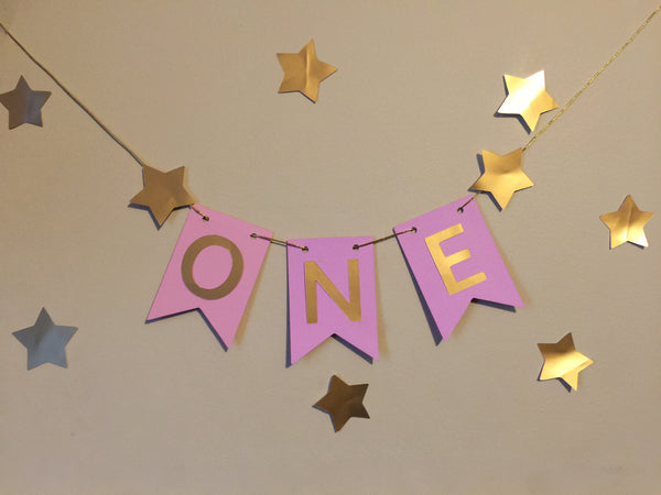 Free Shipping! Gender Reveal Baby Shower Banner (USE CODE SHIPFREE)
