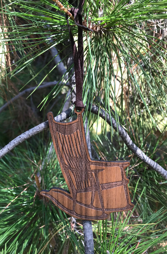 Rocking Chair Ornament