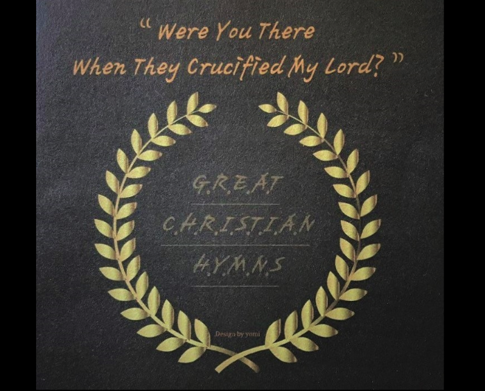 Were You There When They Crucified My Lord? (CD)