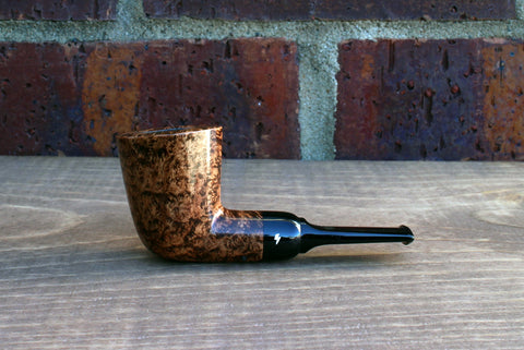 Stublin - Dark Contrast Smooth with Domed Saddle Stem