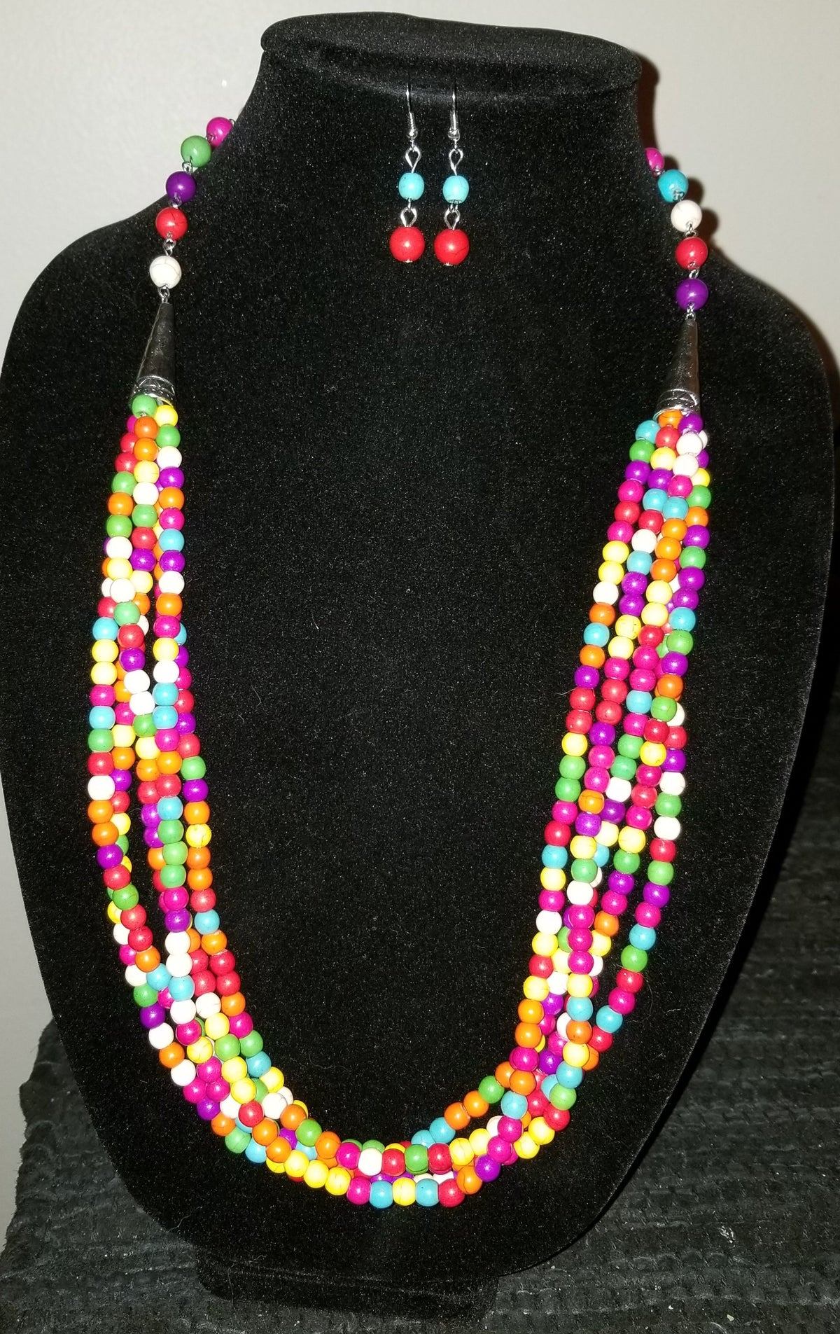 Multi Colors & Multi Strand