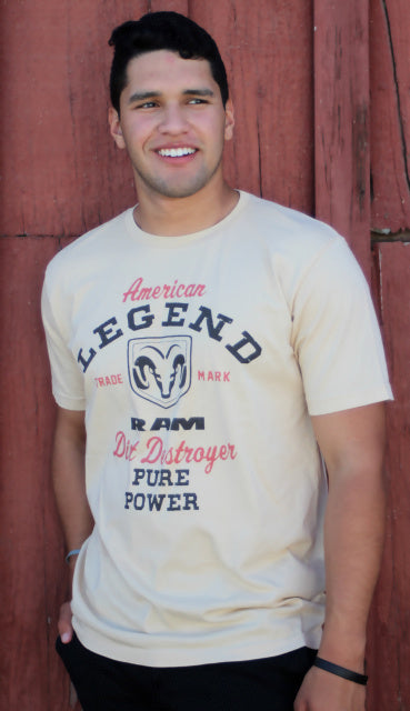 American Legend Dirt Destroyer RAM TRUCK Premium Tee