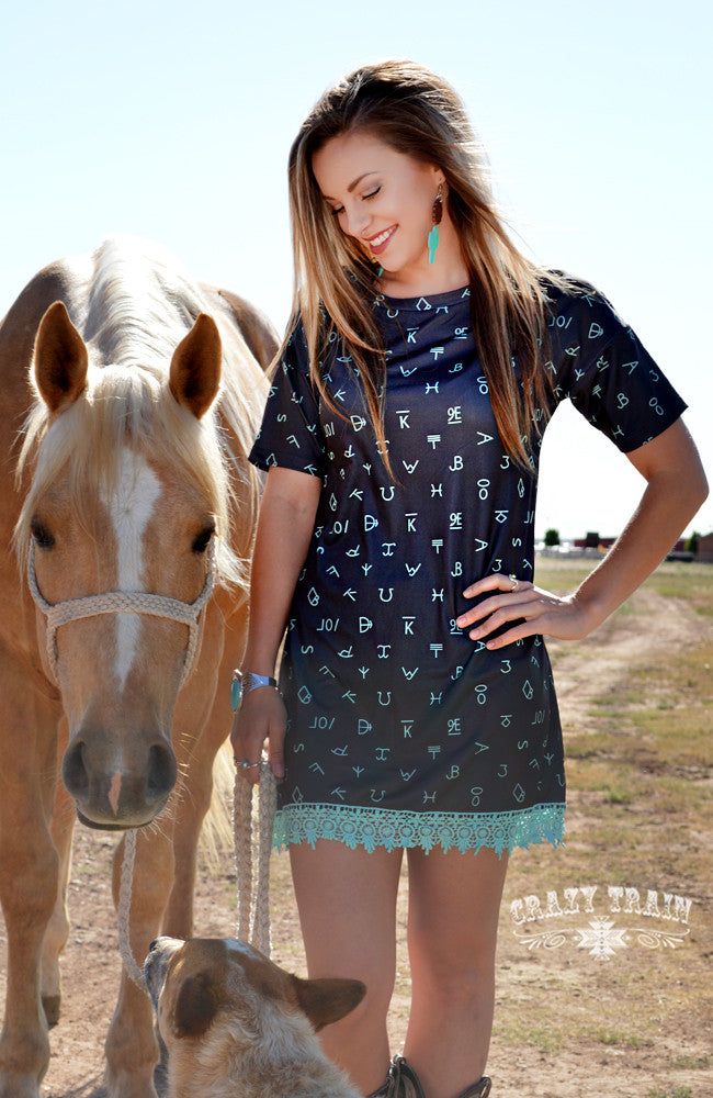 Brand Your Cattle Tunic