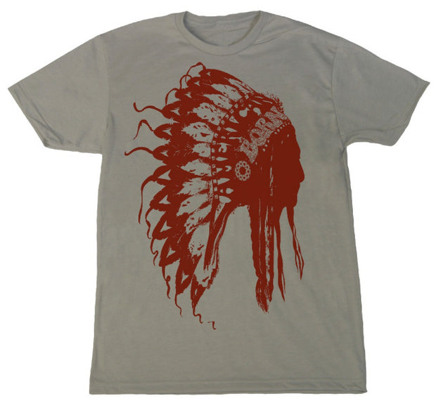 American Born Chief Head Tee