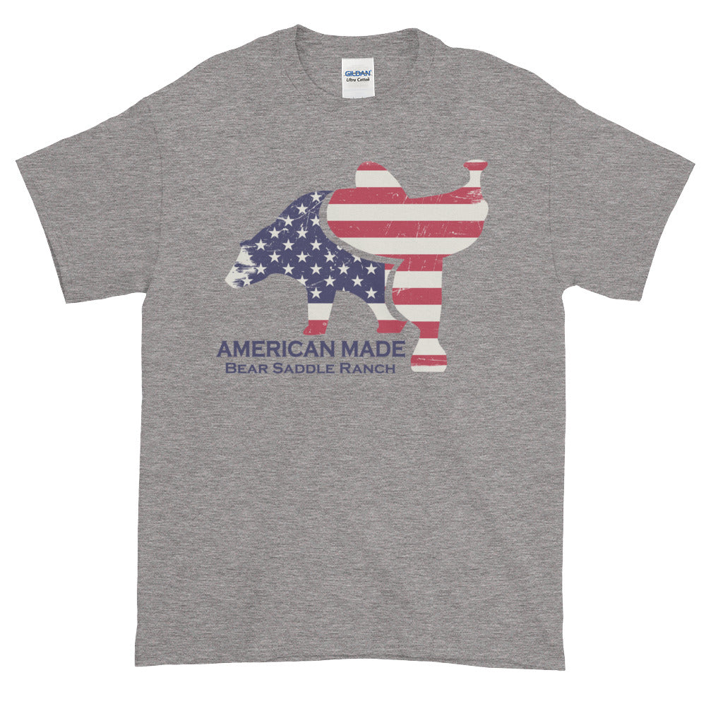 Flag Logo Short-Sleeve T