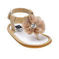 Jewel Flower Sandals