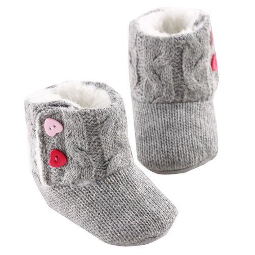 Cozy Knit Boot