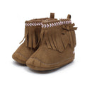 My Mocs Fringe Booties