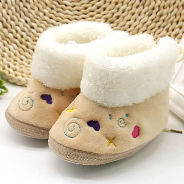 Star Cozy Boots