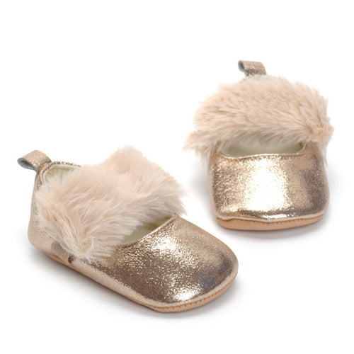 Winter Mary Janes