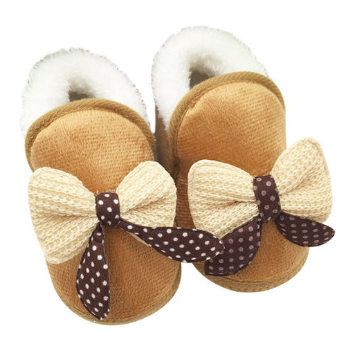 Fuzzy Warm Booties
