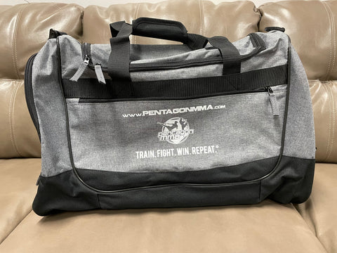 Duffel Bag Gray- Large