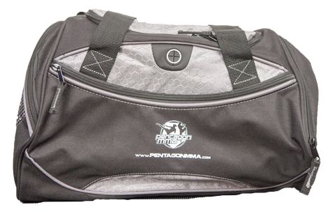Small Duffel Bag Black/Gray