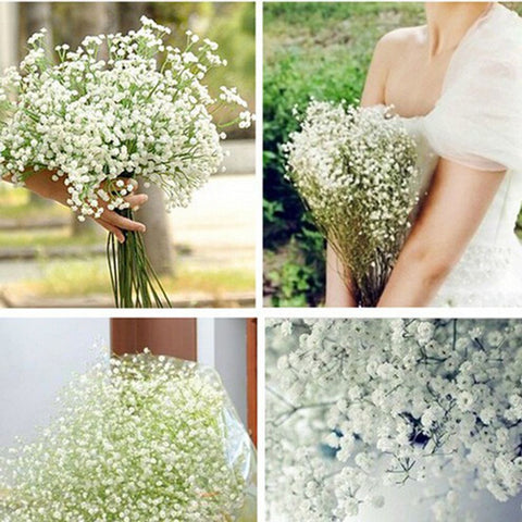 10pcs Beautiful Artificial Baby Breath-Floral-Weddings Enchanted