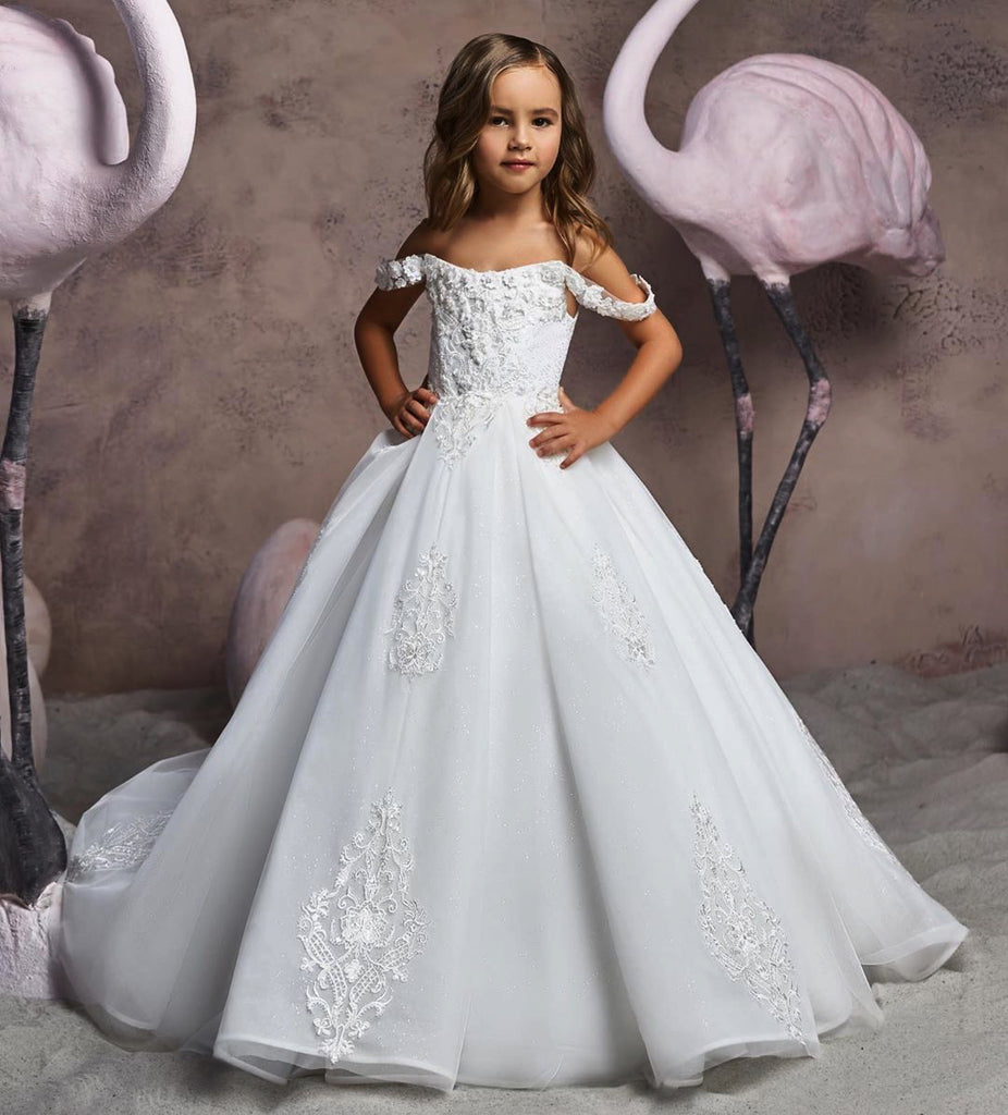 Hiba Girls Gown