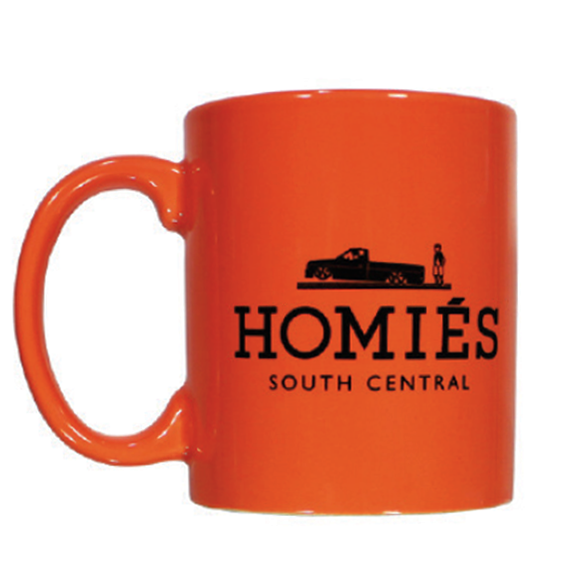HOMIÉS ORANGE MUG