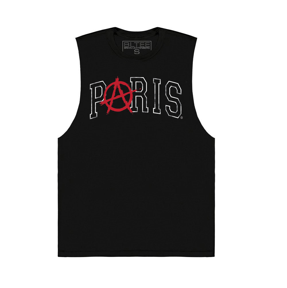 PARIS ANARCHY MUSCLE TEE