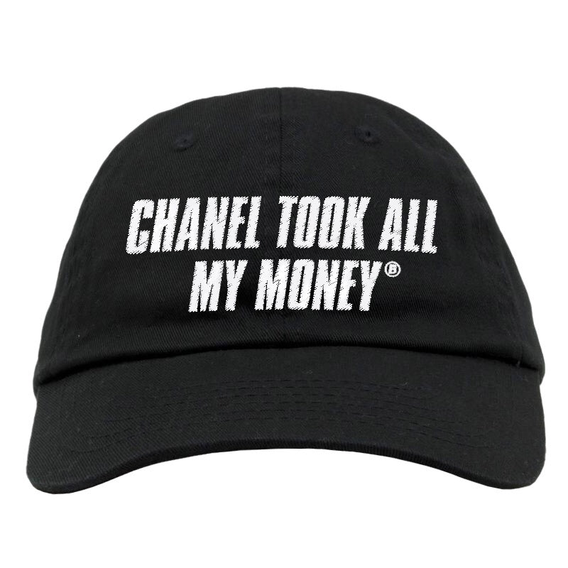 TOOK MY MONEY HAT