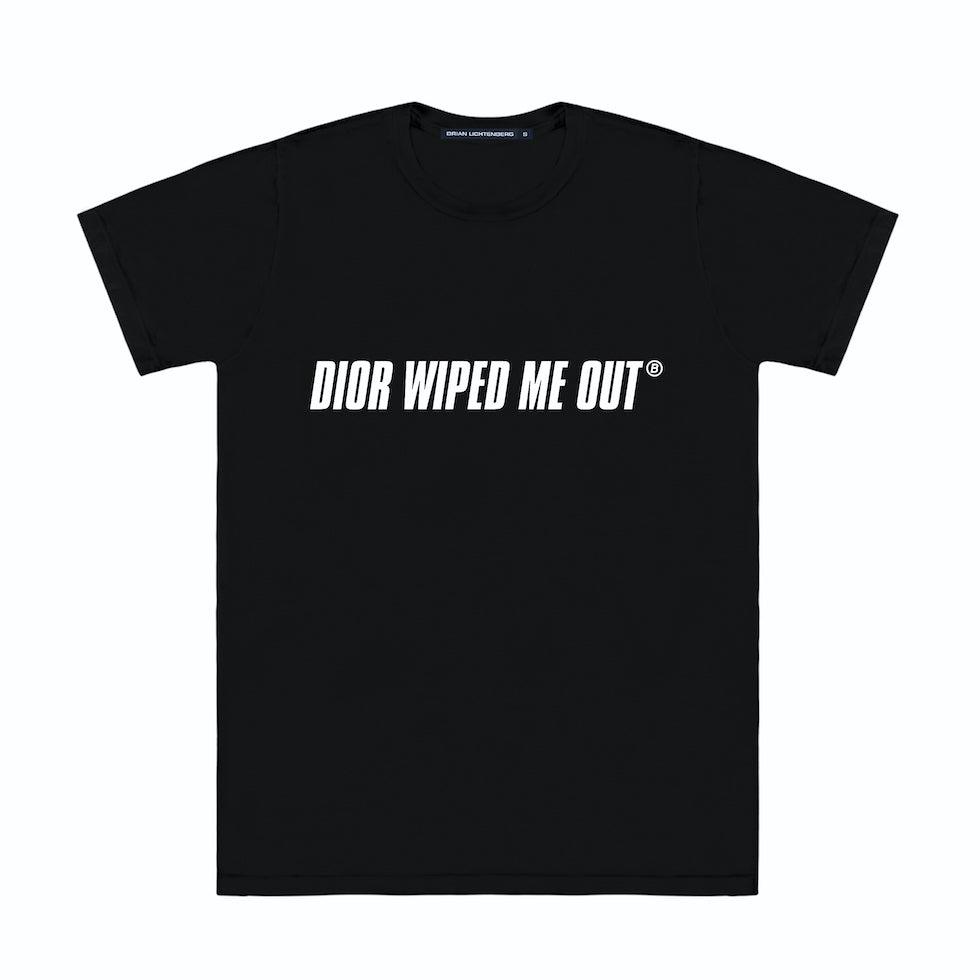 WIPED ME OUT TEE