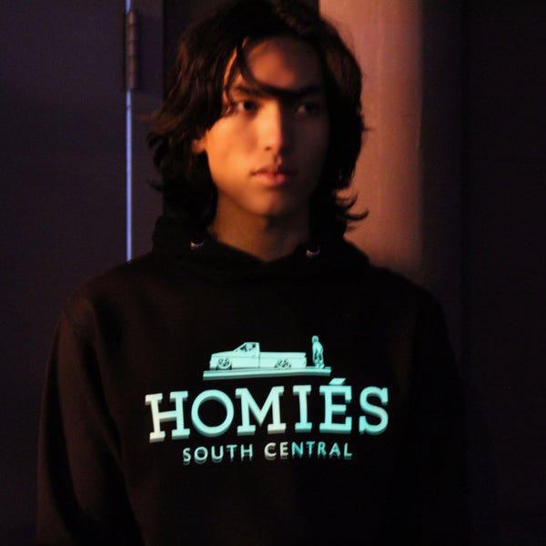 HOMIÉS GLOW-IN-THE-DARK HOODIE