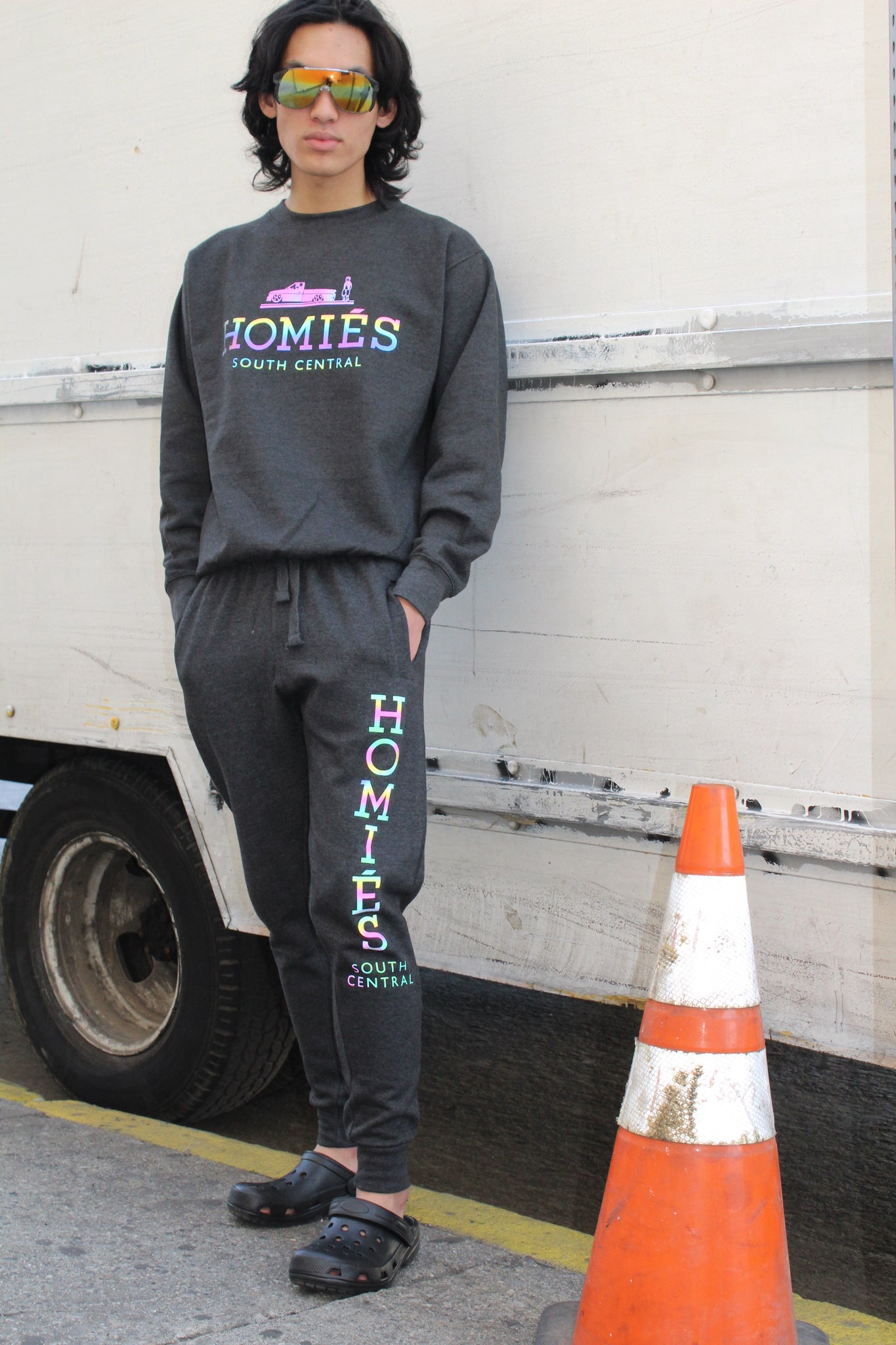 HOMIES SWEAT SUIT