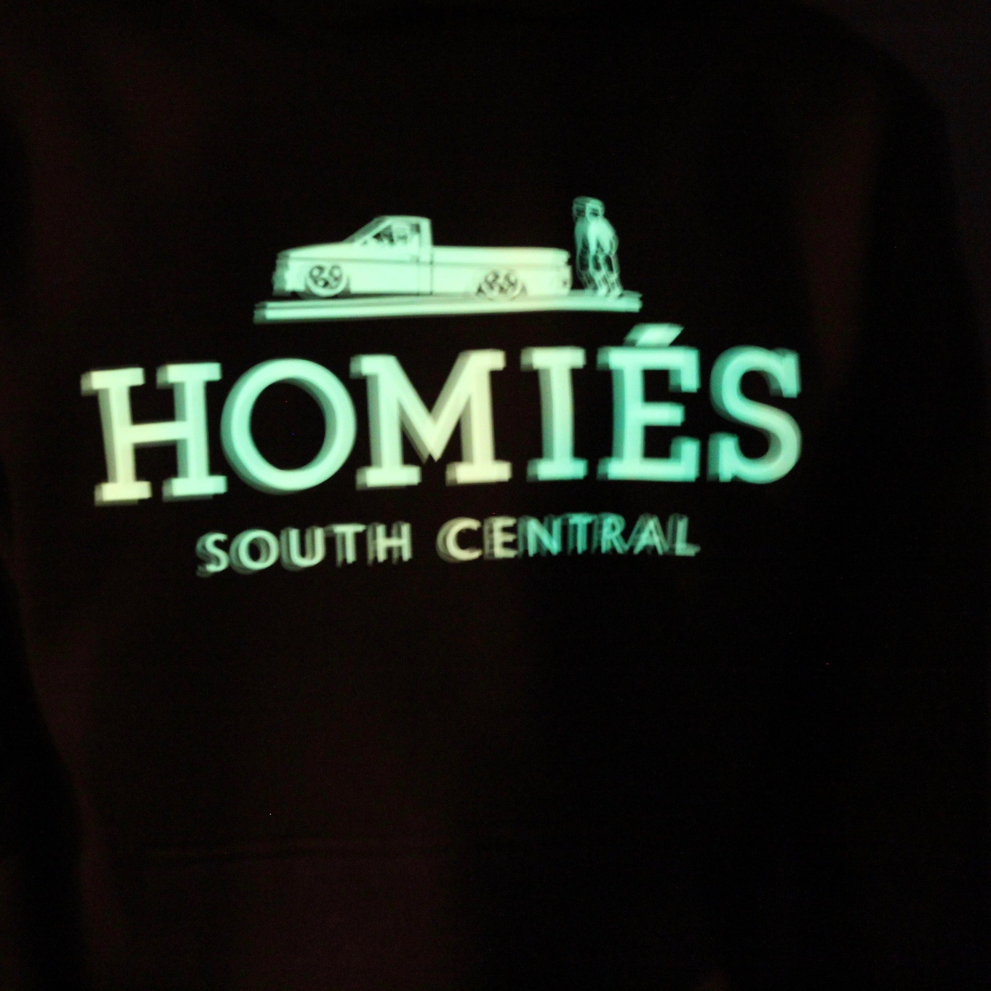 HOMIÉS GLOW-IN-THE-DARK TEE