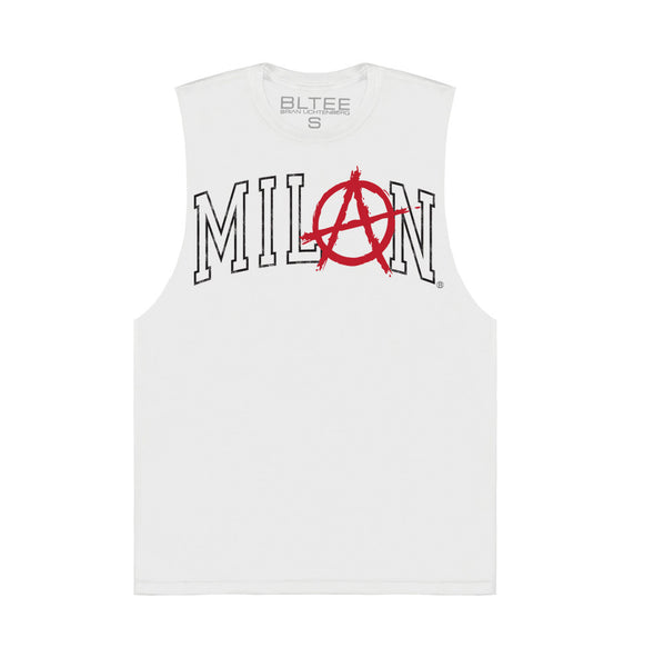 MILAN ANARCHY MUSCLE TEE