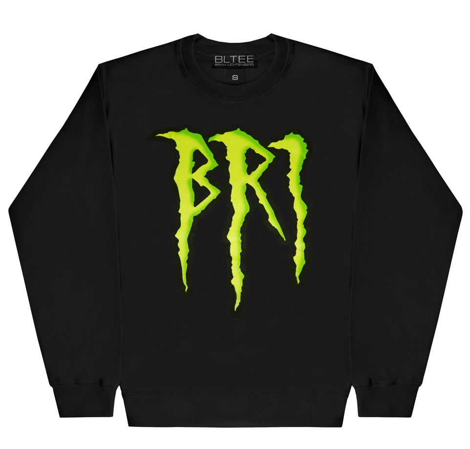 BRI MONSTER CREWNECK