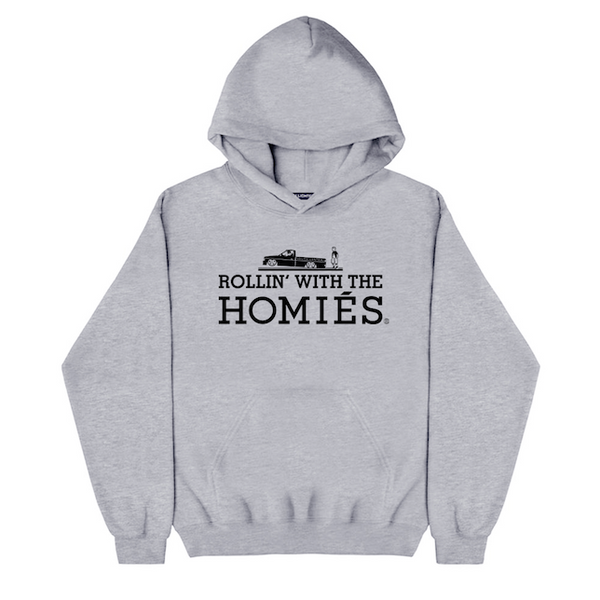 ROLLIN' WITH THE HOMIÉS HOODIE