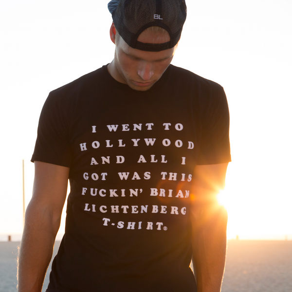 BL HOLLYWOOD SOUVENIR TEE