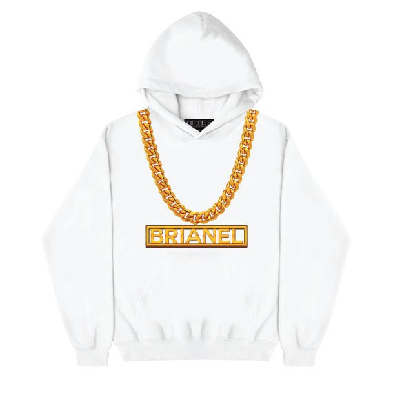 BRIANEL CHAIN HOODIE